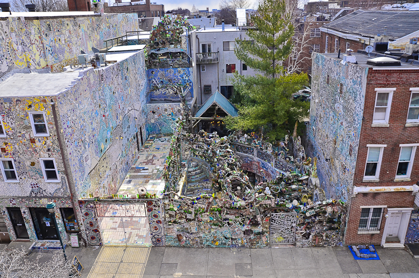Getting High At Philadelphias Magic Gardens THE EXPEDITIONIST